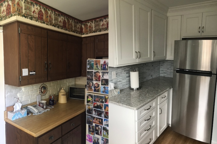 The Design Studio Kitchen Remodel Breese
